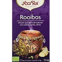 Yogi Tea Infusión de Hierbas Rooibos - 17