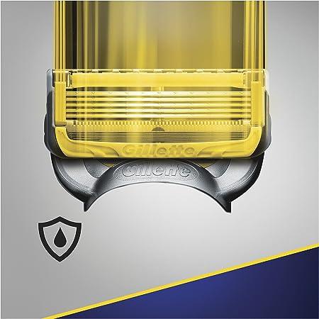 Gillette Fusion Proshield Pack de 4cuchillas