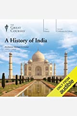 A History of India Audible Audiobook