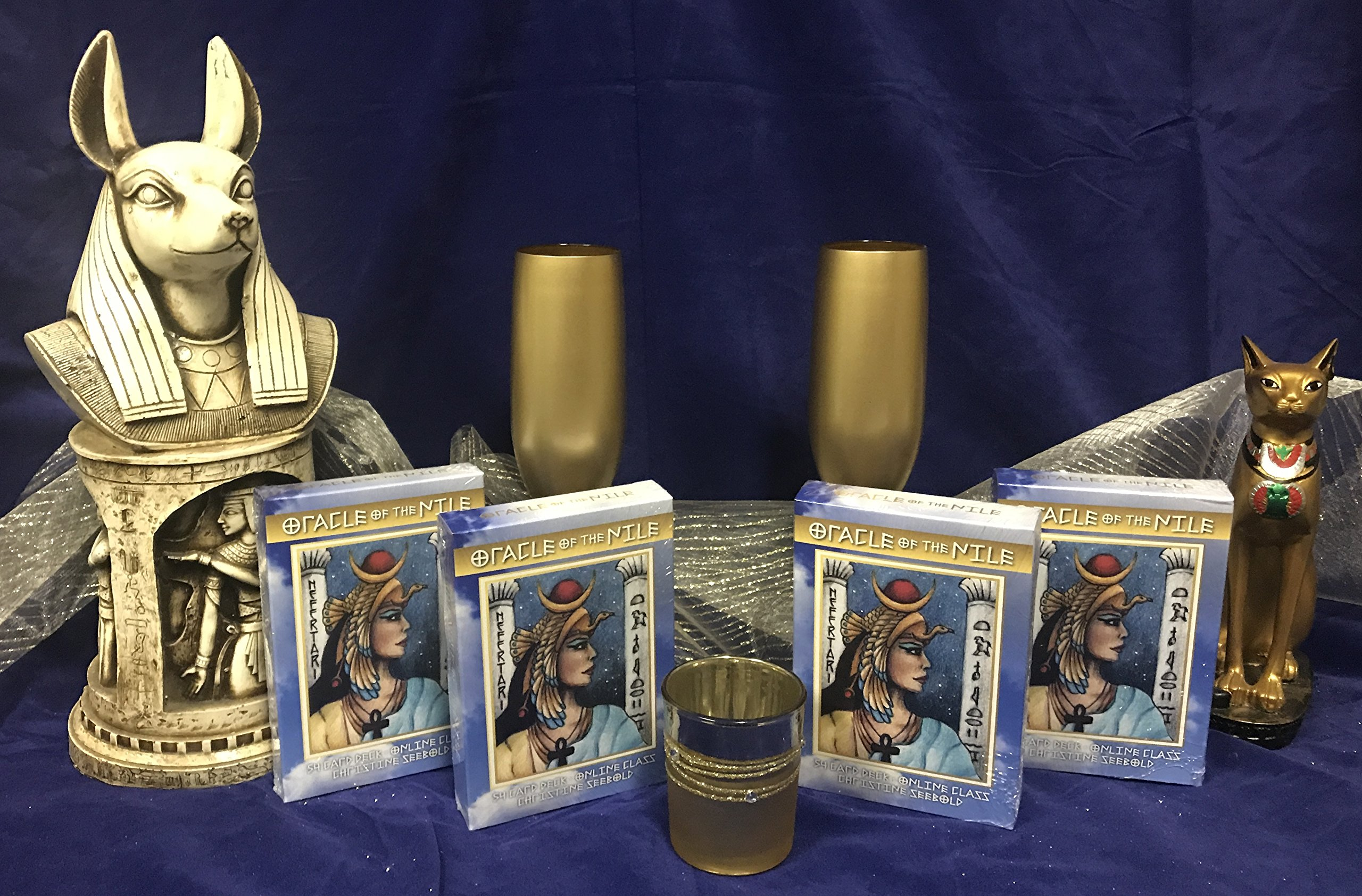 Oracle of the Nile Tarot Cards