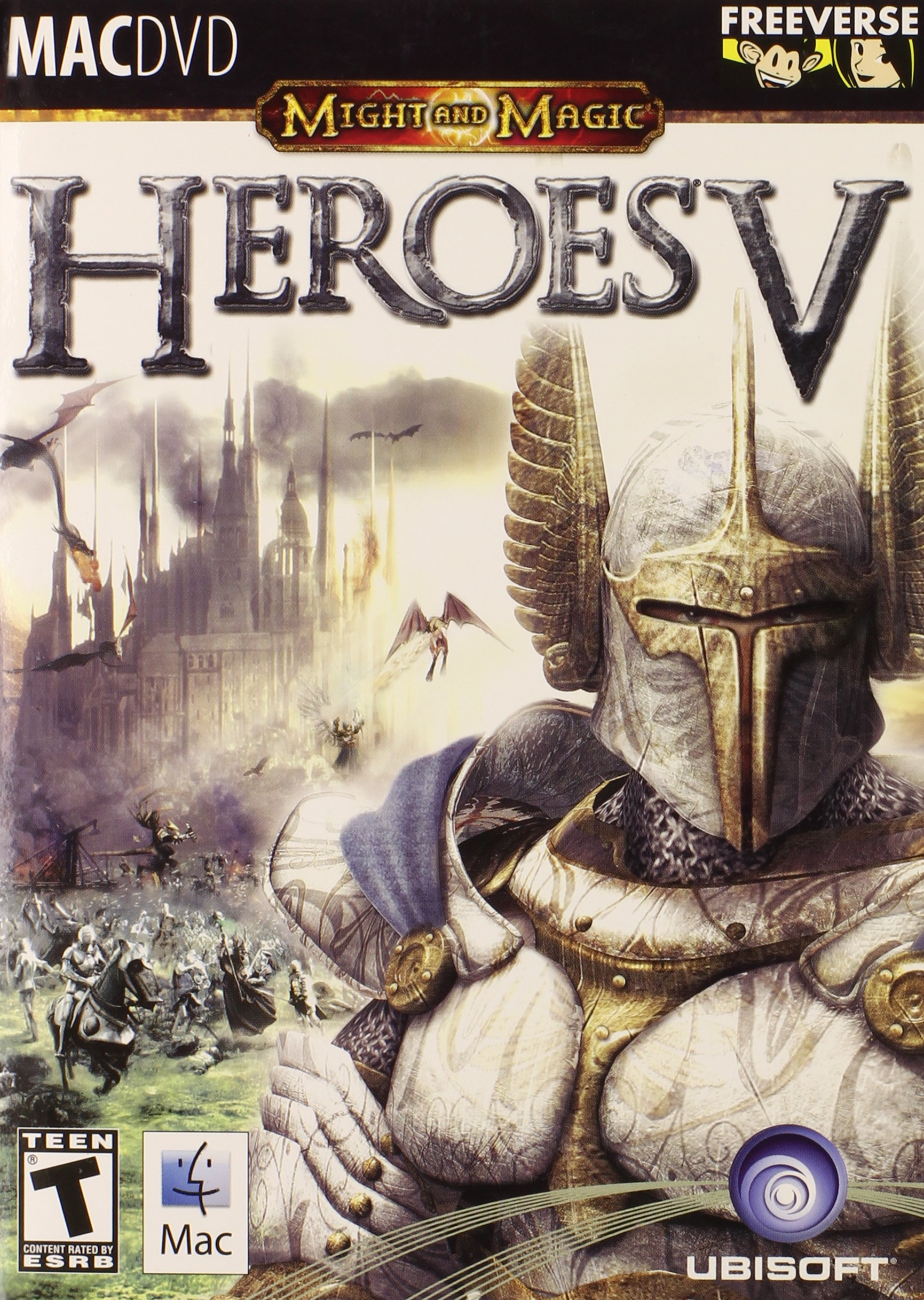 Heroes Of Might And Magic V - Mac by FREEVERSE