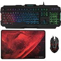 Mars Gaming - Pack de teclado y ratón gaming