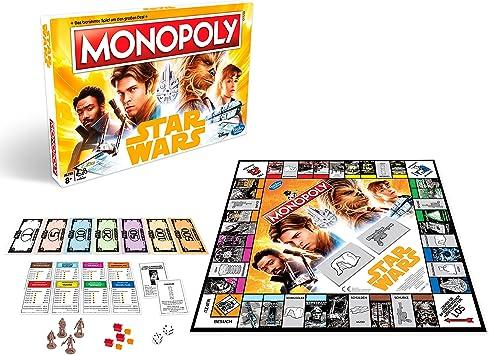 Hasbro Gaming Star Wars: Amazon.es: Juguetes y juegos