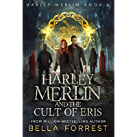 Harley Merlin 6: Harley Merlin and the Cult of Eris (English Edition)