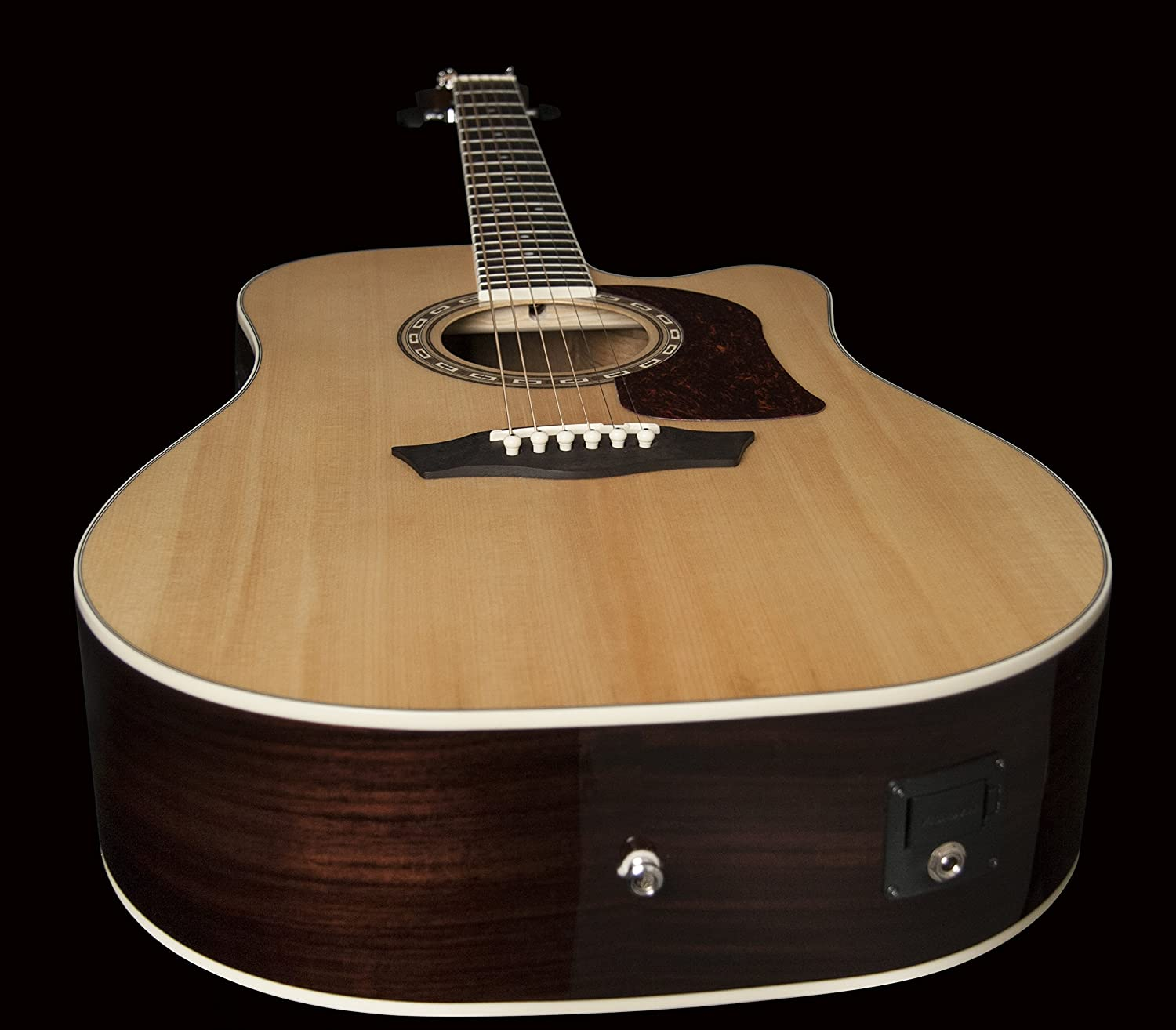 washburn heritage 20 series hd20sce acoustic electric