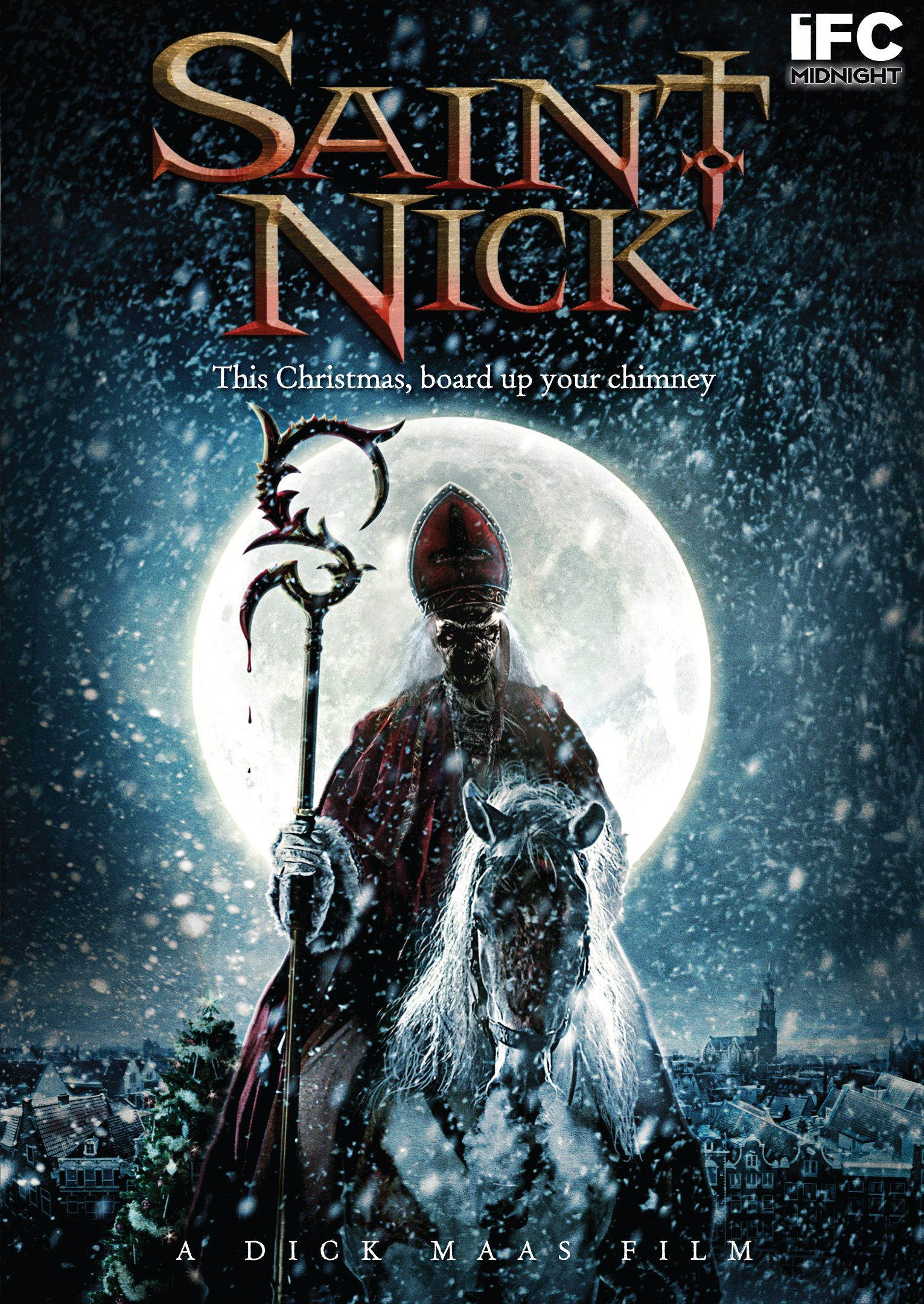 DVD : Saint Nick (Dubbed)