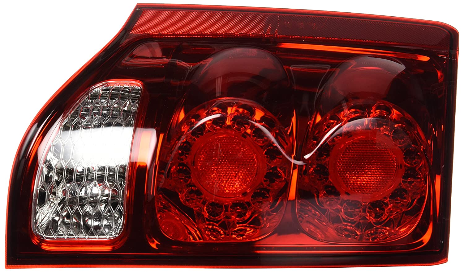 TYC 11-6369-00-9 Dodge Grand Caravan Right Replacement Tail Lamp