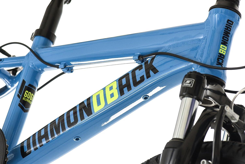 a63a65c8967 Diamondback Children's Hyrax Hardtail Mountain Bike: Amazon.co.uk: Sports &  Outdoors