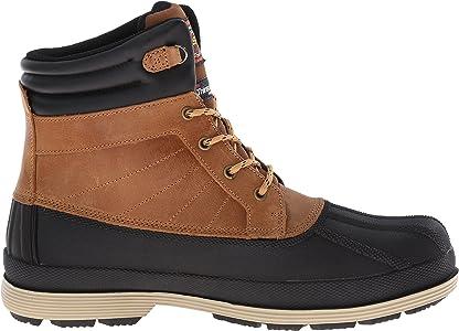 SKECHERS Work Men's Robards Brown Boot