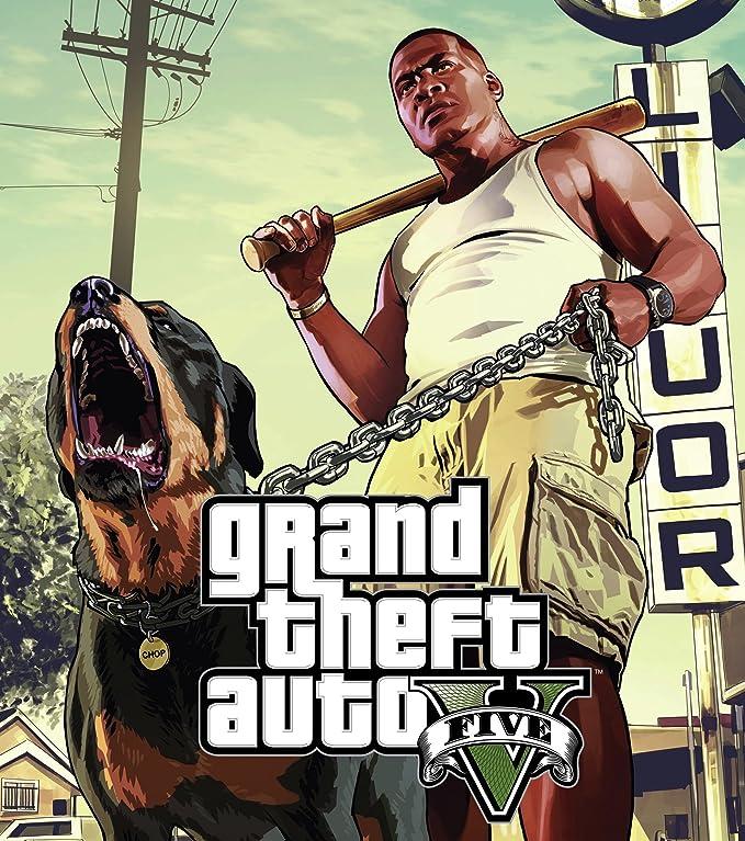 Poster a doble cara Grand Theft Auto V (GTA 5): Amazon.es: Videojuegos
