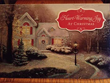 Amazon.com: thomas kinkade u2013 christmas blessings 16 kjv christmas