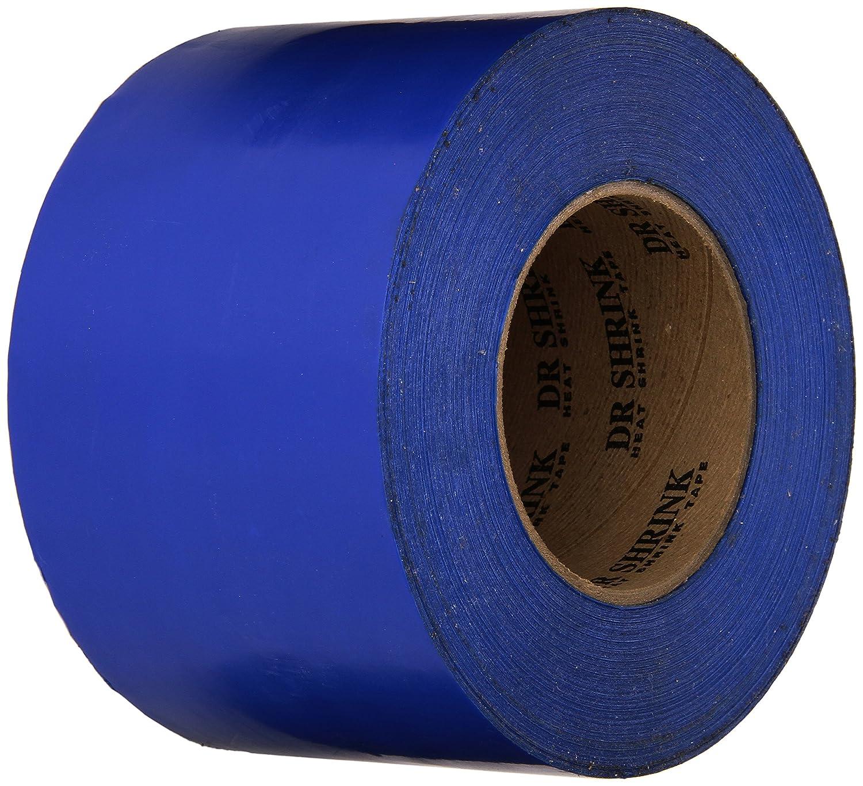 Dr. Shrink DS-704B Blue 4' x 180' Shrink Tape DRSHRINK DS.704B