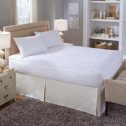 Serta calor (voltaje eléctrico Micro polar 110 Almohadilla de colchón Queen