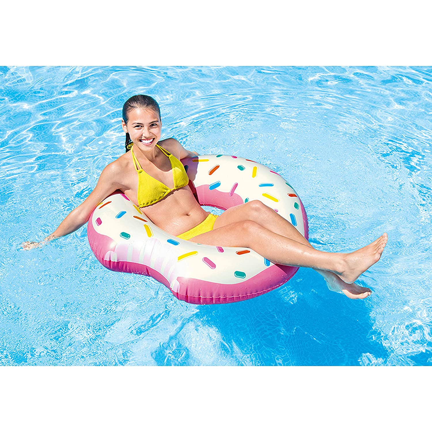 Intex Donut Inflatable ONLY $9...