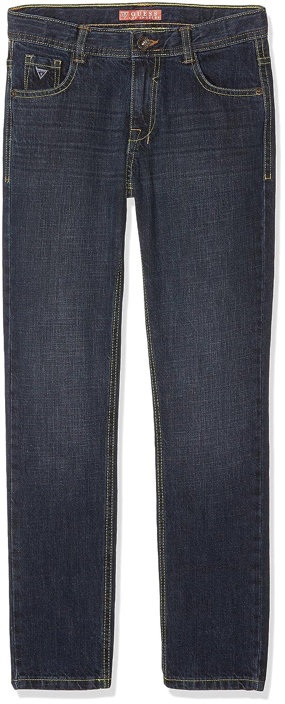Guess Jeans Bambino Guess L71A04D2ET0 Blu (Dark Denim Wash) 152 (Taglia Produttore:12)