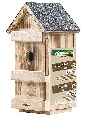 Caja nido con WiFi Cámara de de Cámara en casa de pájaros (HD de resolución