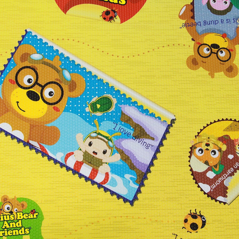 Amazon Baby Care Play Mat Genius Bear Early