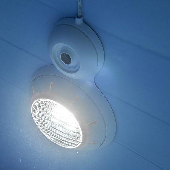 Proyector Led Blanco para Piscina Elevada Gre PLPB14 21 W