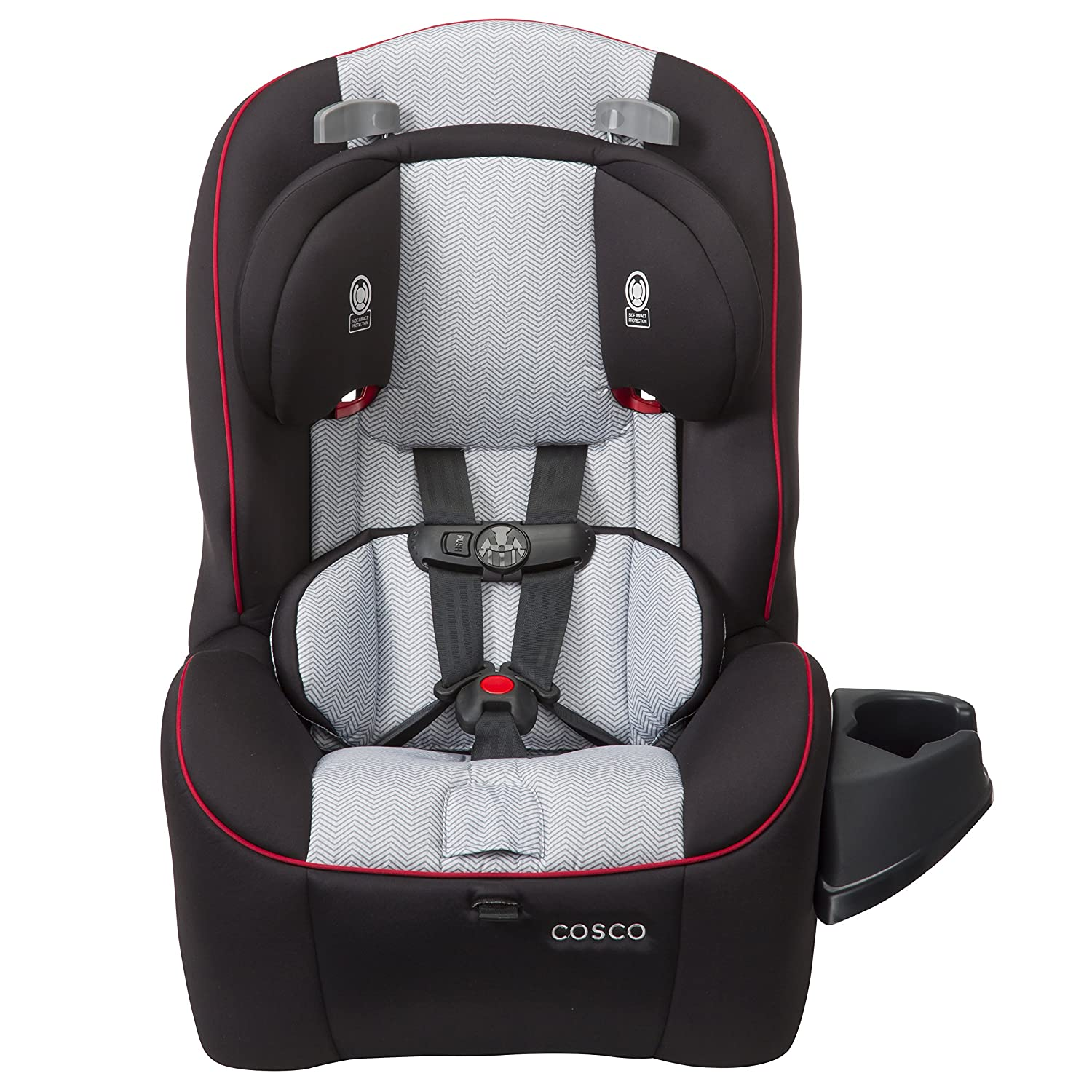 Cosco Easy Elite 3-in-1 Convertible Car Seat, Wallstreet Grey Dorel Juvenile Group