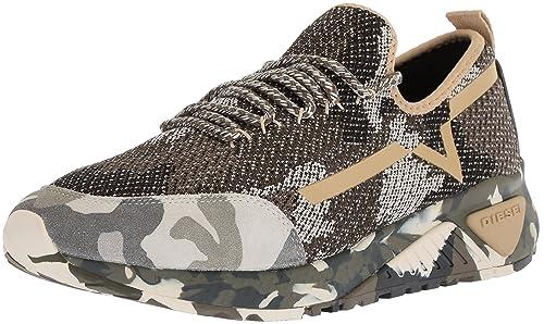 987b3392a4 Diesel Men s SKB S-Kby III Sneaker
