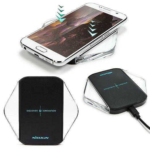 Cargador Inalámbrico Rápido, NILLKIN Qi Wireless Quick ...