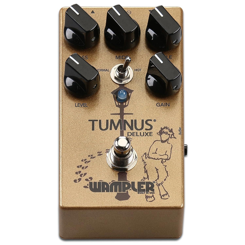 Wampler Tumnus Deluxe · Pedal Overdrive: Amazon.es: Instrumentos ...