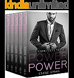 Power (The Power Romance Series Box Set) (An Alpha Billionaire Romance)