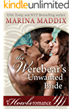 The Werebear's Unwanted Bride (A Paranormal BBW Shifter Romance) (Howls Romance)