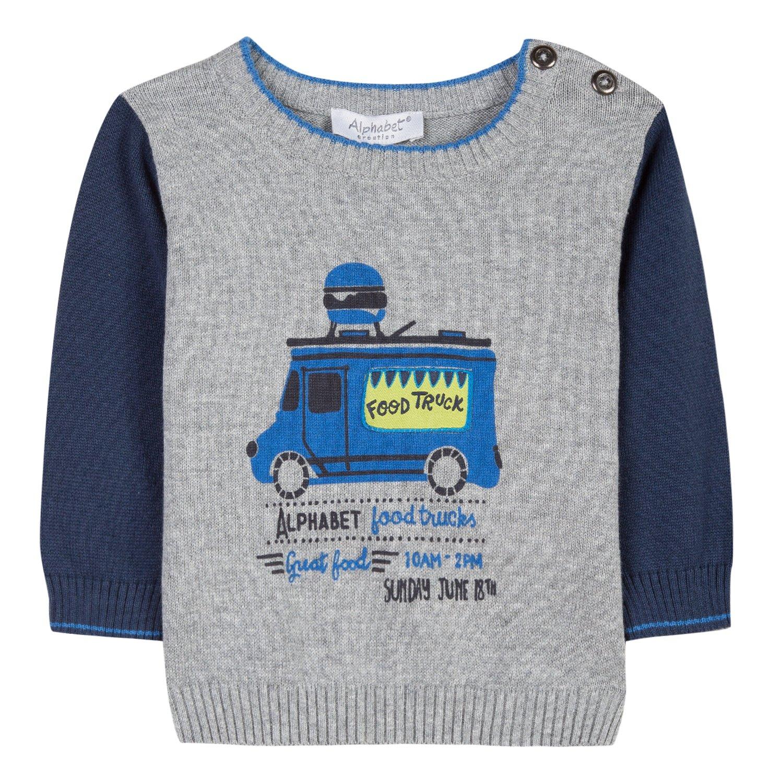 Alphabet, T-Shirt Bimbo 4M18501-RA