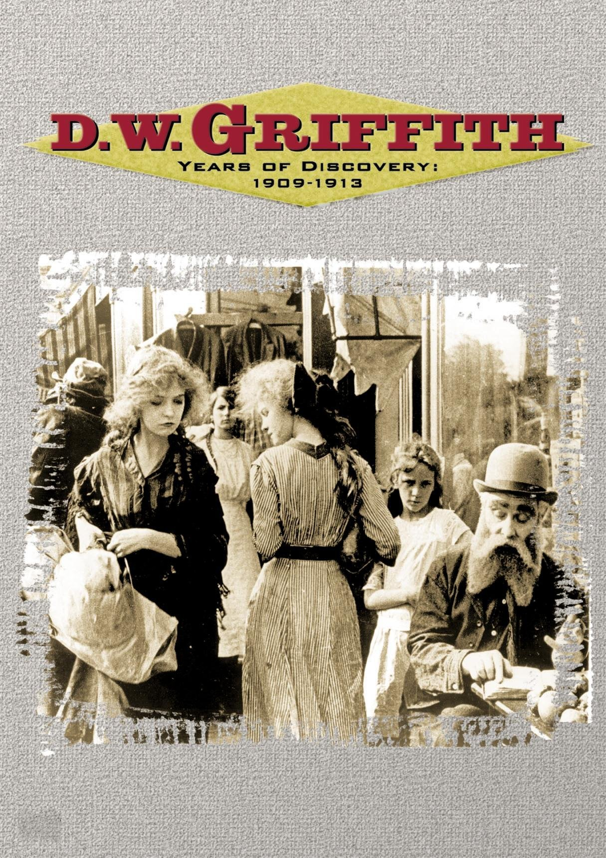 Amazon com: Watch D W  Griffith: Years Of Discovery: Episode 13