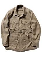 Beams Plus Military Tropical Jacket 11-18-4452-139