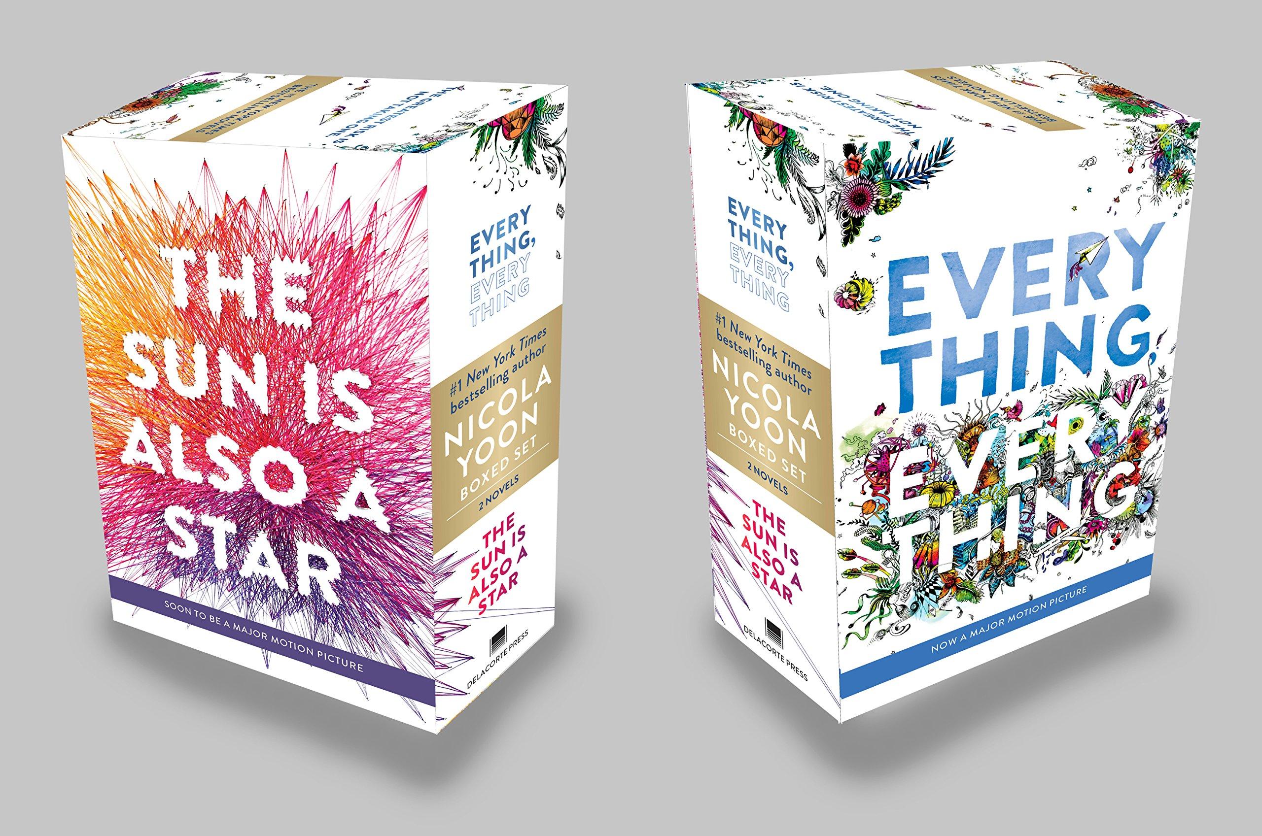 Nicola Yoon Boxed Set by Delacorte Press