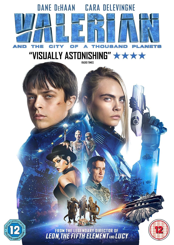 Valerian Dvd Cover Wwwtopsimagescom