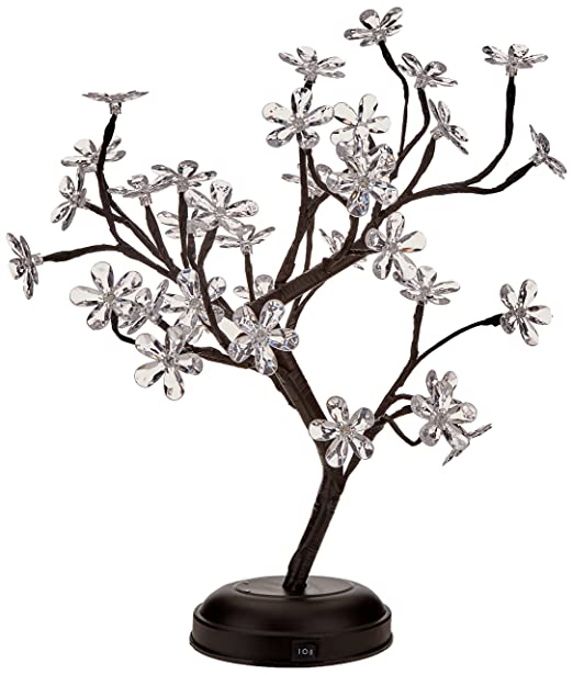 LED Flower Bonsai Tree