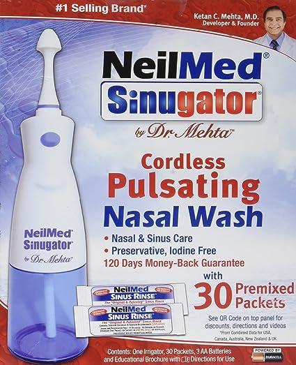 SINUGATOR NASAL WASH 1