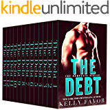 The Debt: The Complete Series (An Alpha Billionaire Romance)