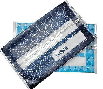 Buti-pods Slim Wet Wipes Dispenser | Wetwipe Portable Travel Holder | baby  wipe case