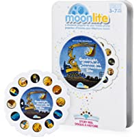 Moonlite - Goodnight, Goodnight, Construction Site Story Reel for Moonlite Storybook Projector, for Ages 3 and Up