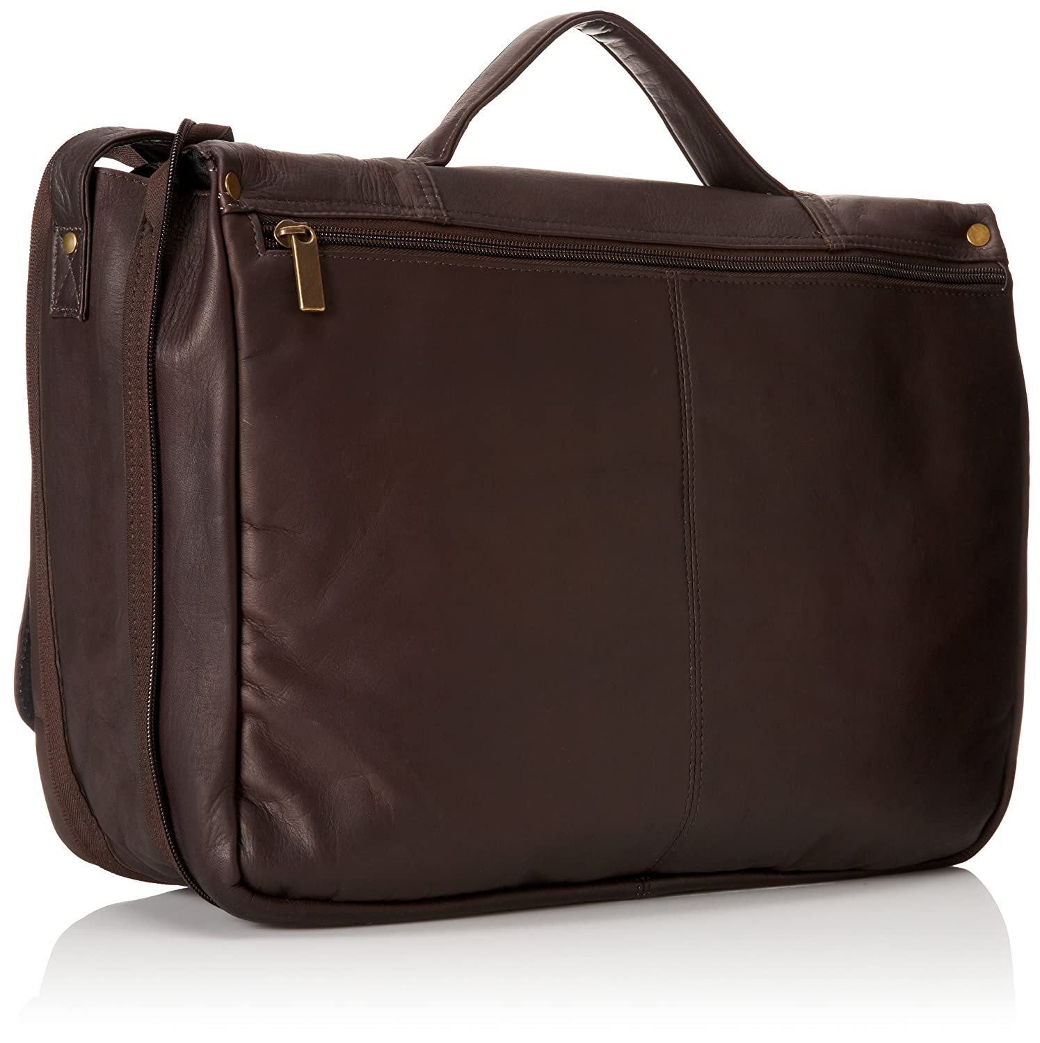 Tan Expandable Brief One Size David King /& Co