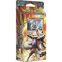 Asmodée - POSL301 - Catre - Starter Pokémon Soleil OU Lune Ombres Ardentes (Version Française) Produit aléatoire