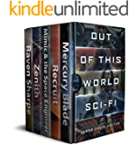 Out of This World Sci-Fi (Science Fiction Anthology) (English Edition)