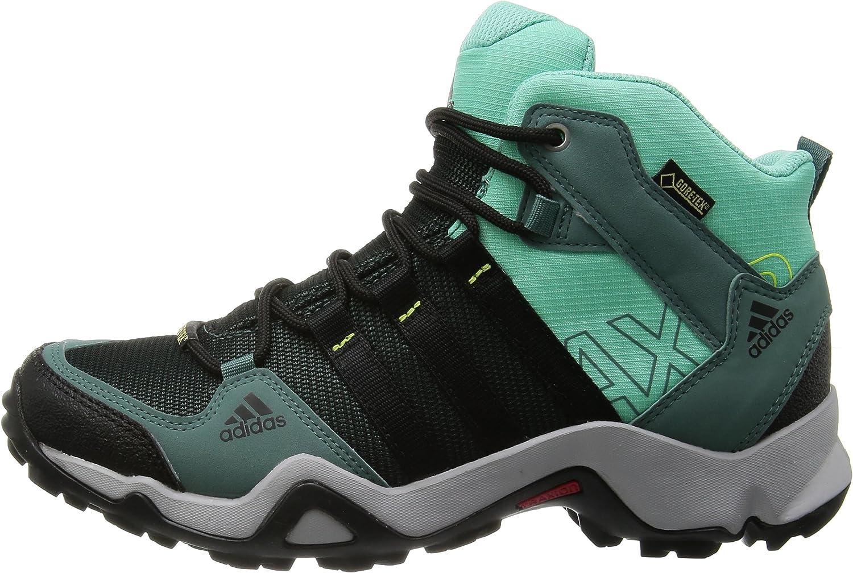 adidas AX2 Mid GTX Q34285 - Zapatillas de montaña para Mujer, Color Turquesa, Talla 44: Amazon.es: Zapatos y complementos