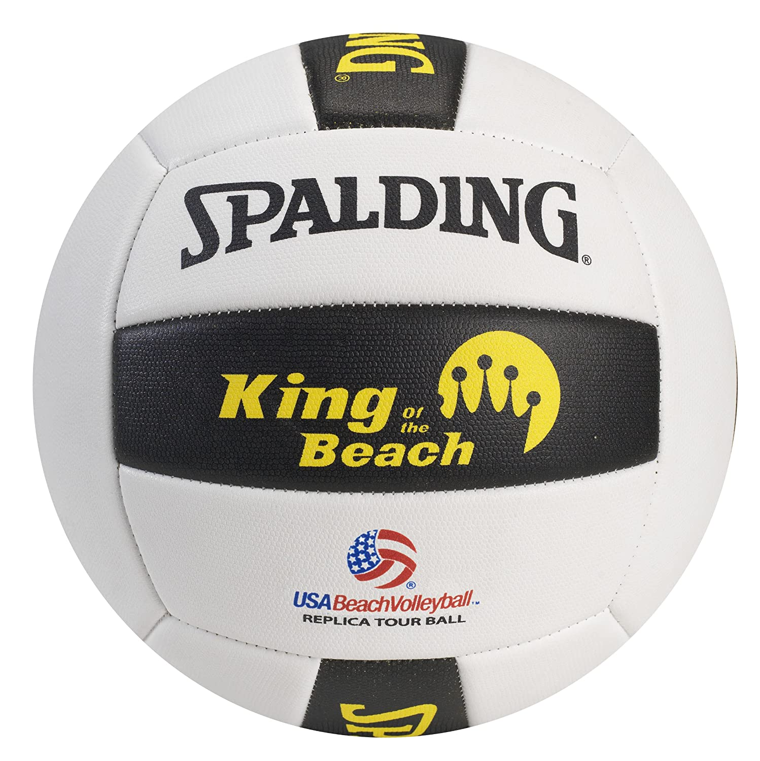 Spalding King of the Beach/USA Beach Replica Tour de volley-ball Spalding Sporting Goods 72126