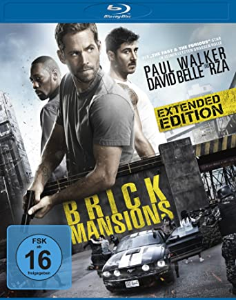 Brick Mansions Extended Edition