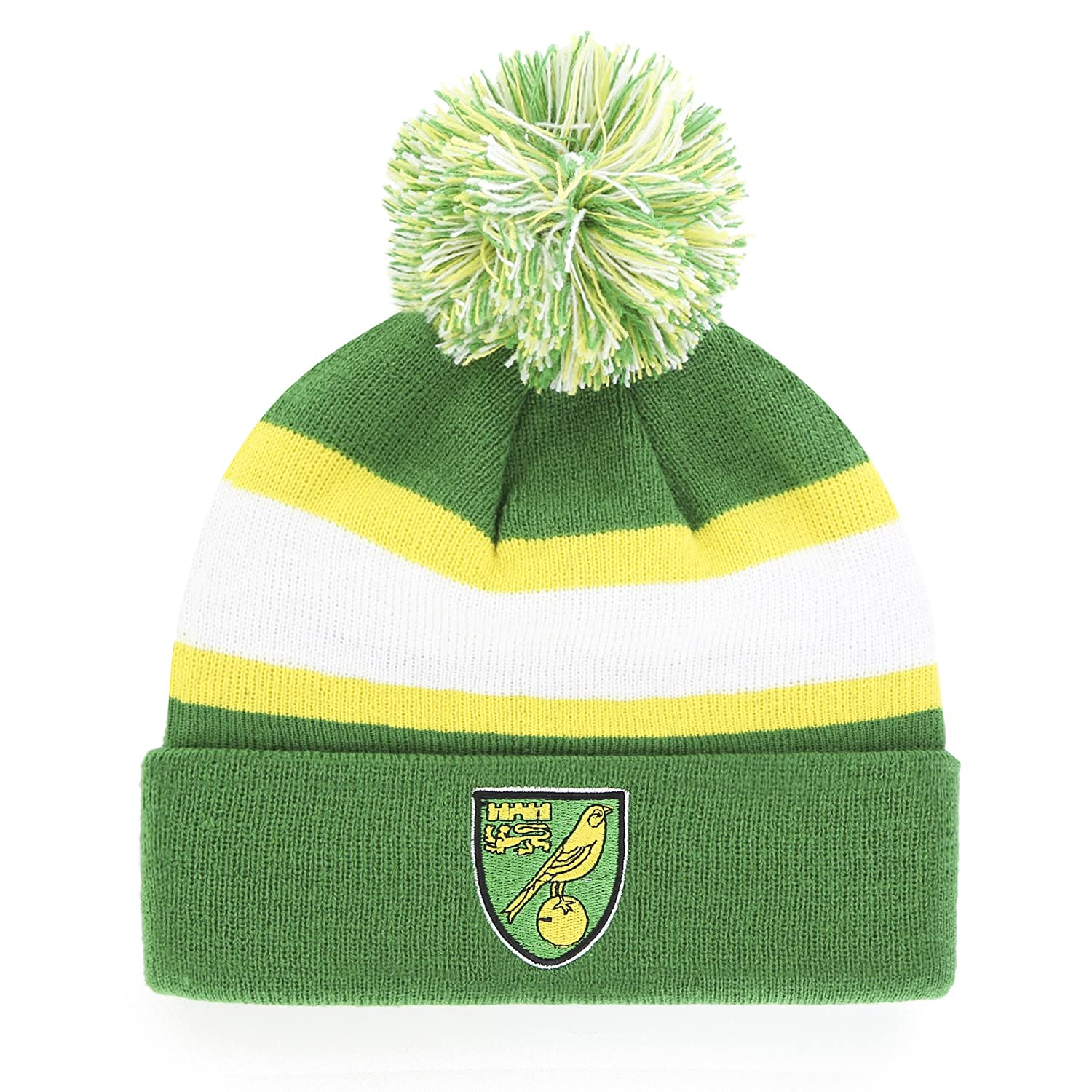 EPL Rush Down OTS Cuff Knit Cap with Pom、1サイズ B071ZGZPD8 One Size|Swansea City One Size