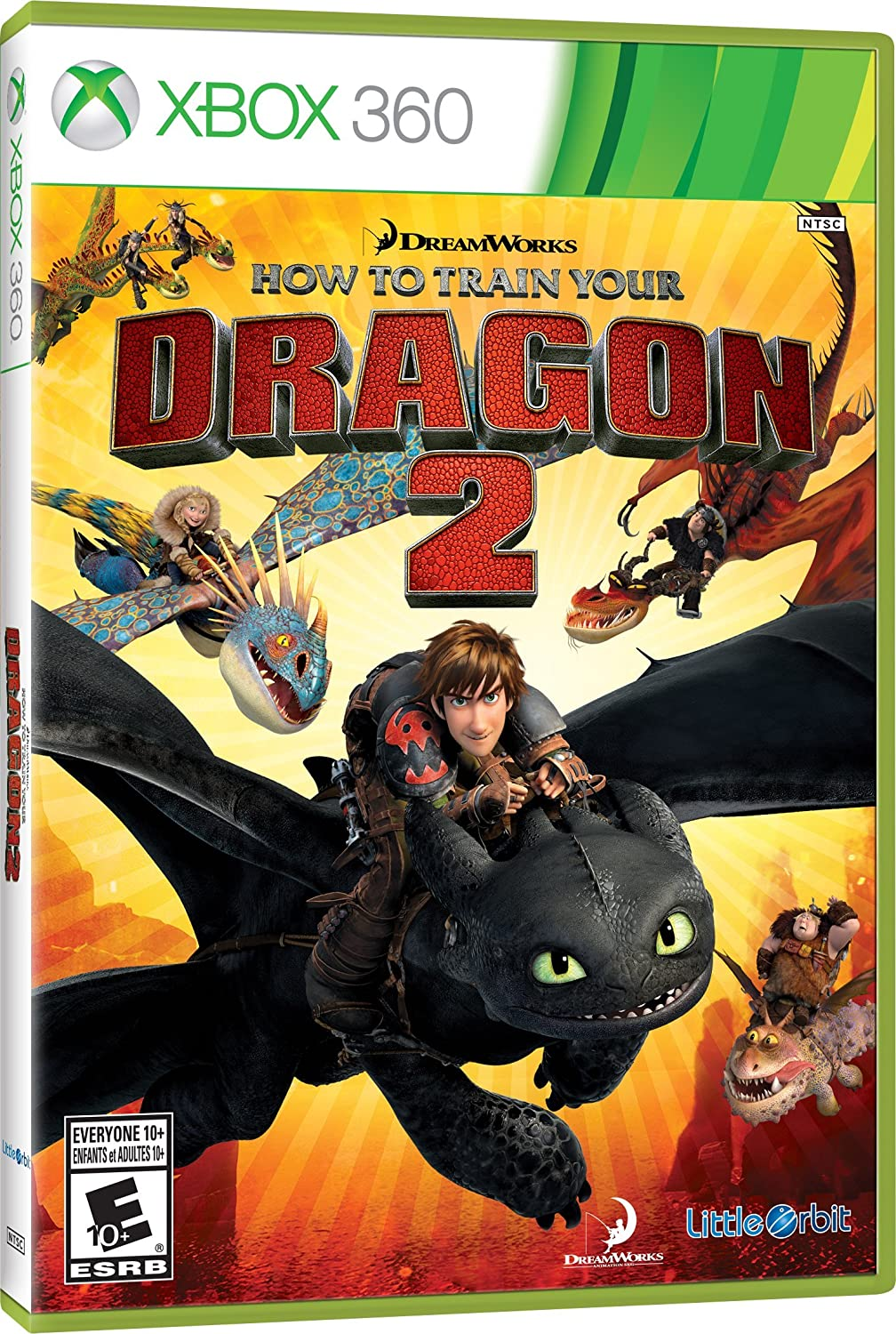 Amazon how to train your dragon 2 the video game nintendo amazon how to train your dragon 2 the video game nintendo 3ds solutions 2 go inc video games ccuart Images