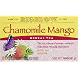 Bigelow Chamomile Mango Tea Bags - 20 ct