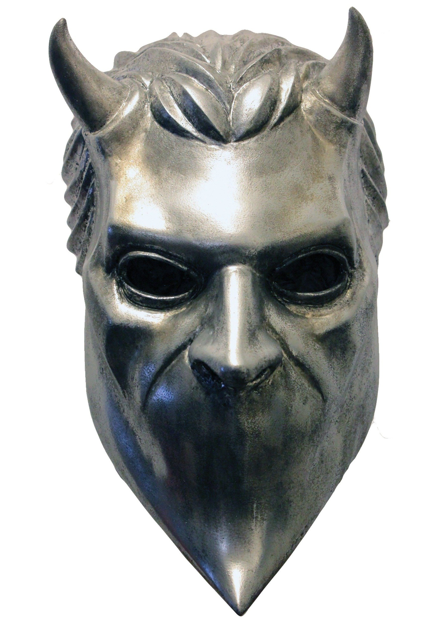 Ghost B.C. Men's Nameless Ghoul Mask Silver
