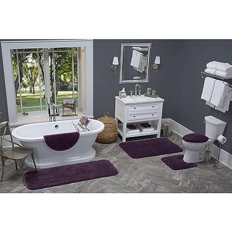 Amazon Com Maples Rugs Bathroom Rugs Cloud Bath 20 X 21 5