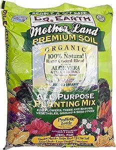 Mother Land Premium All Purpose Planting Mix